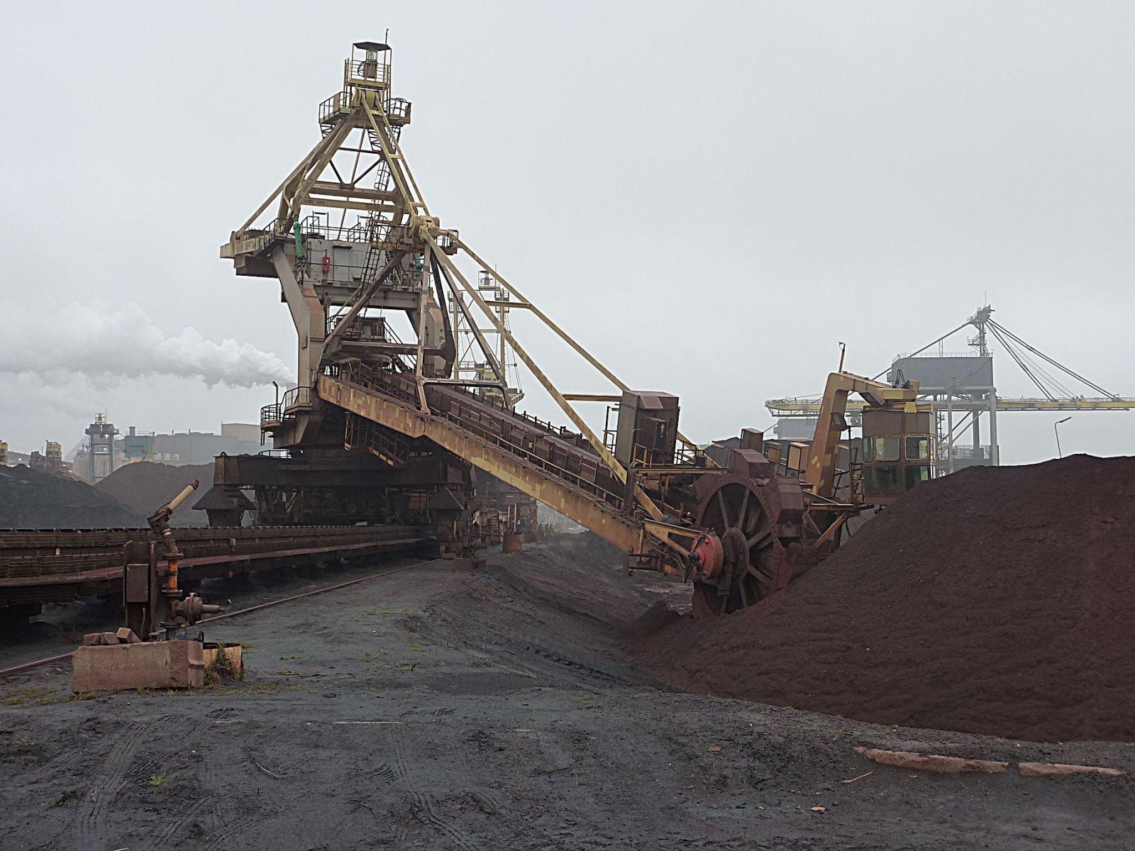 Paneelbouw staalindustrie