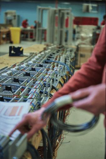 Paneelbouw Data infrastructuur