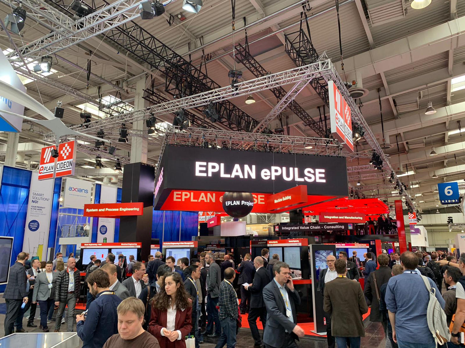 Hannover Messe EPLAN