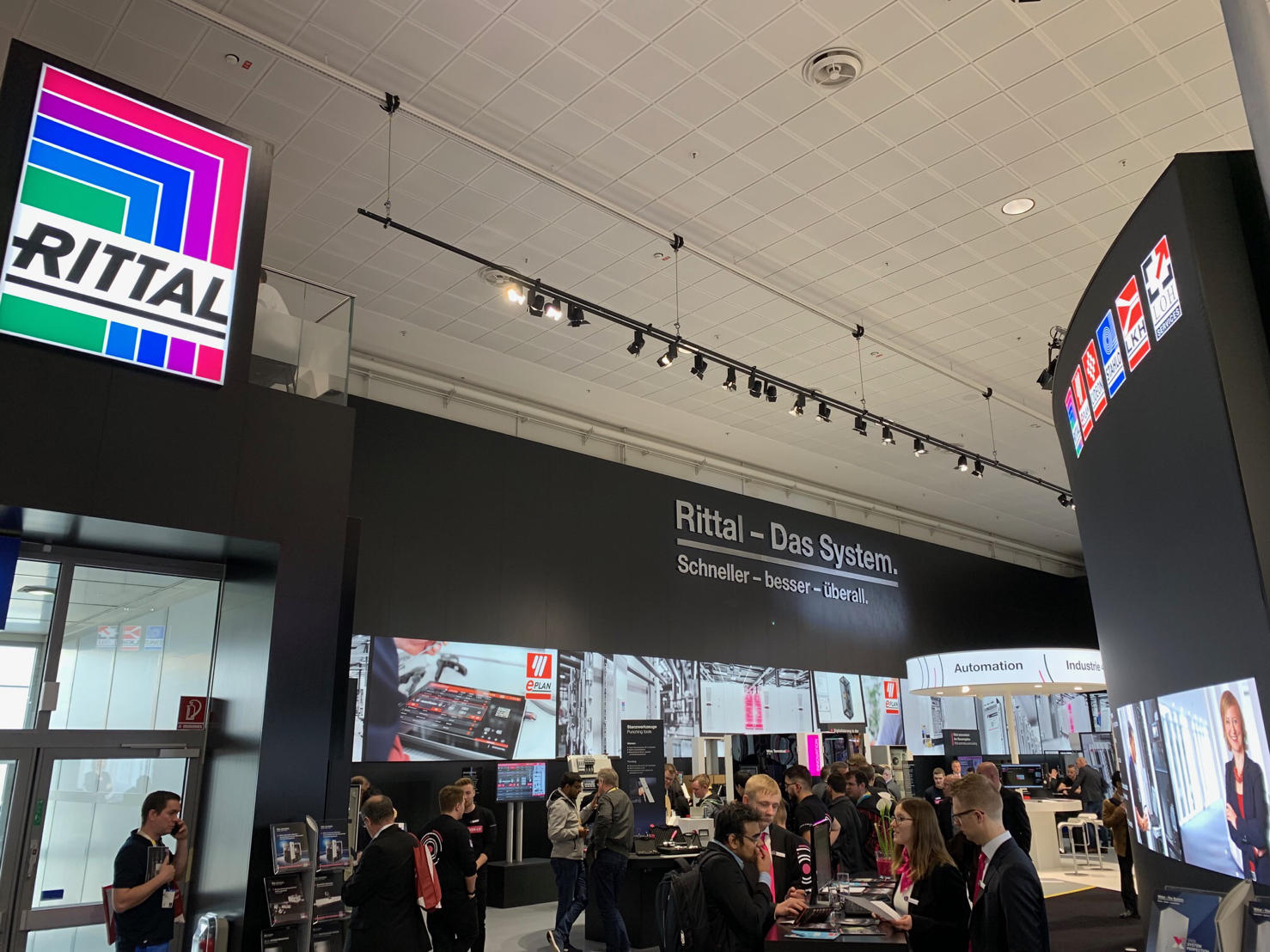 Hannover Messe Rittal